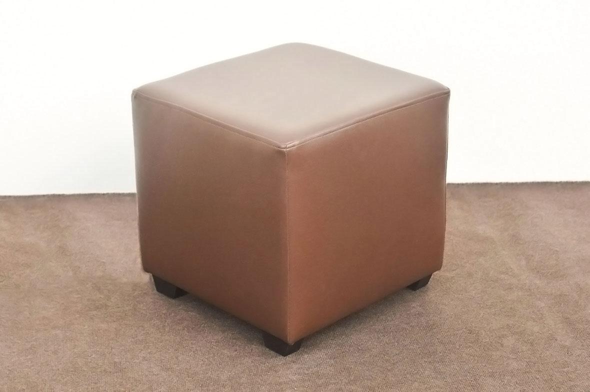 Terrific Details About New Comfortable Faux Leather Cube Stool Dining Pub Reception Hall Restaurant Creativecarmelina Interior Chair Design Creativecarmelinacom